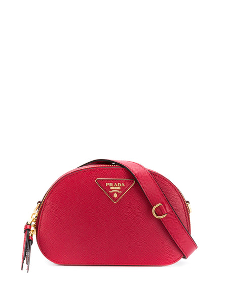 Prada Odette Red Belt Bag