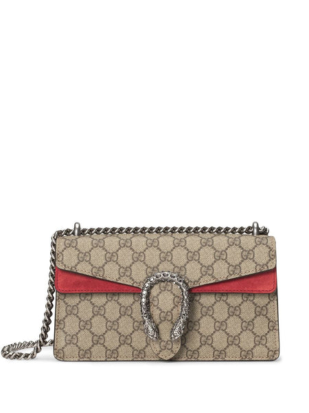 Gucci Small Dionysus Red Detail Bag