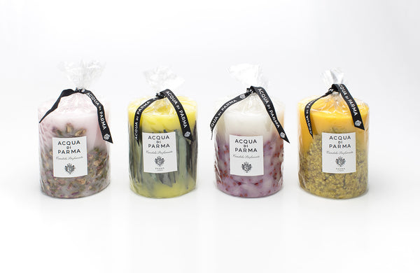 Fruit and Flower Candle Collection