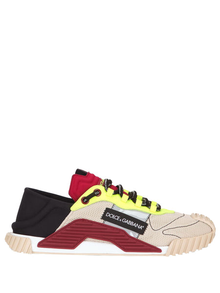 Dolce & Gabanna NS1 Multi-Colour Sneakers