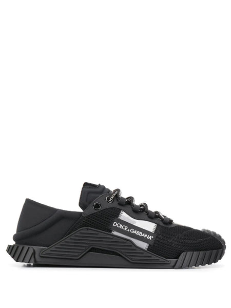 Dolce & Gabanna NS1 Black Sneakers