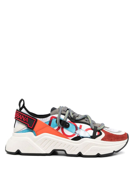 Dolce & Gabbana Daymaster Multi-Colour Sneakers