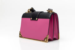 Cahier Pink Shoulder Bag