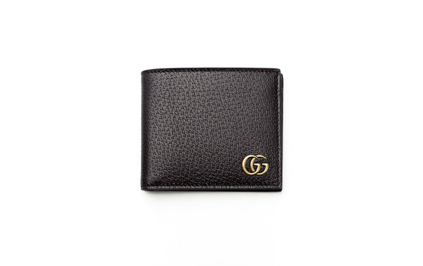 GG Leather Wallet