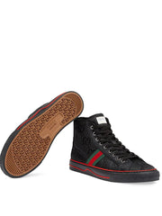 Gucci Off The Grid GG Tennis 1977 Black Sneakers
