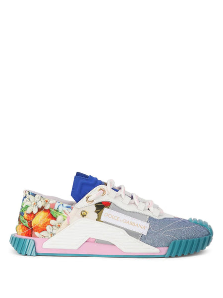 Dolce & Gabbana NS1 Multicolour Sneakers