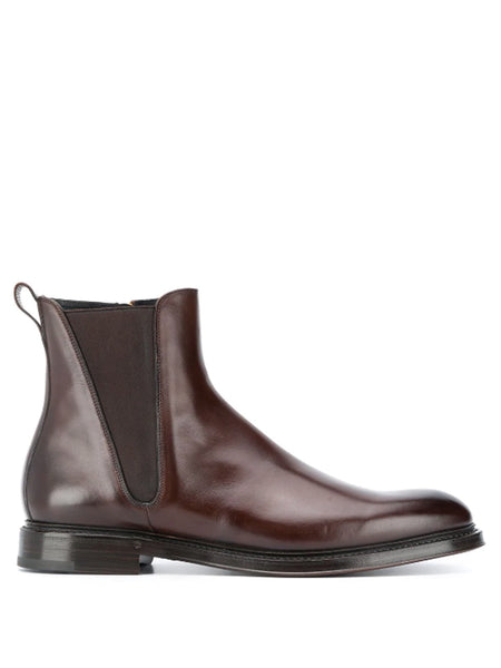 Dolce & Gabbana Chelsea Brown Boots