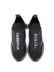 Dolce & Gabbana Logo Slip-on Trainers