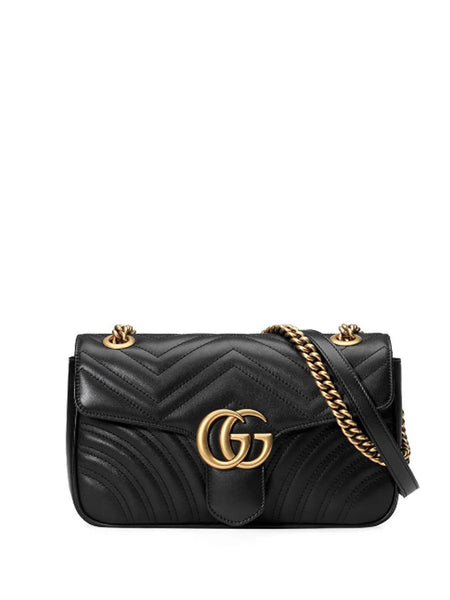 Gucci GG Marmont Medium Leather Bag