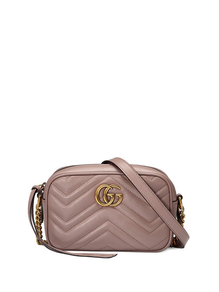 Gucci GG Marmont Rosa Small Camera Bag