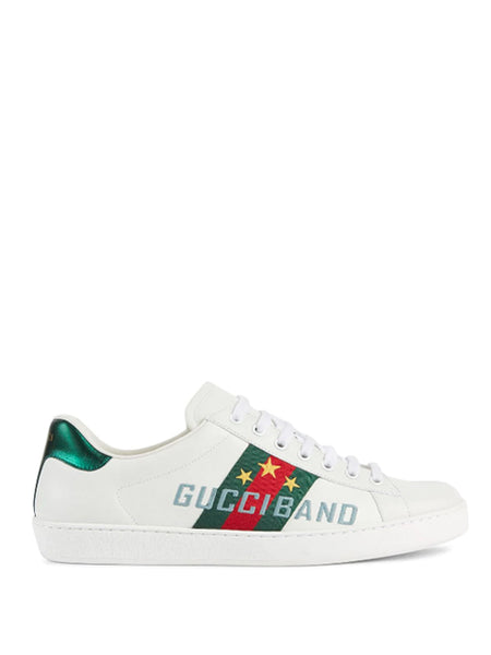 Gucci Band Ace White Sneakers