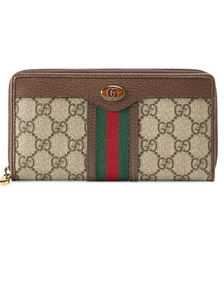Gucci Monagram Wallet