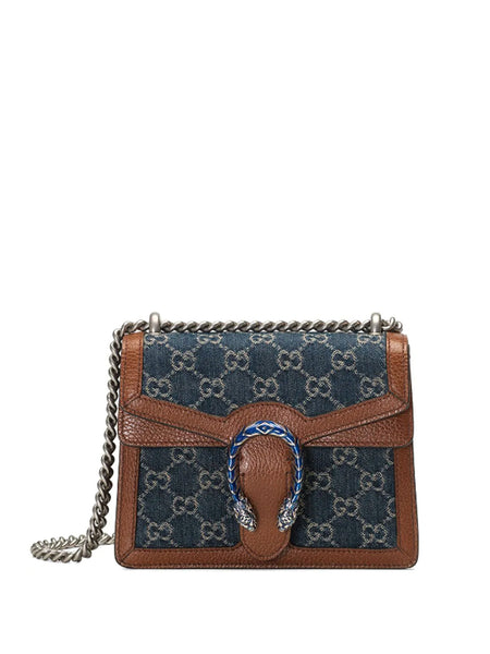 Gucci Denim Dionysus Small Bag