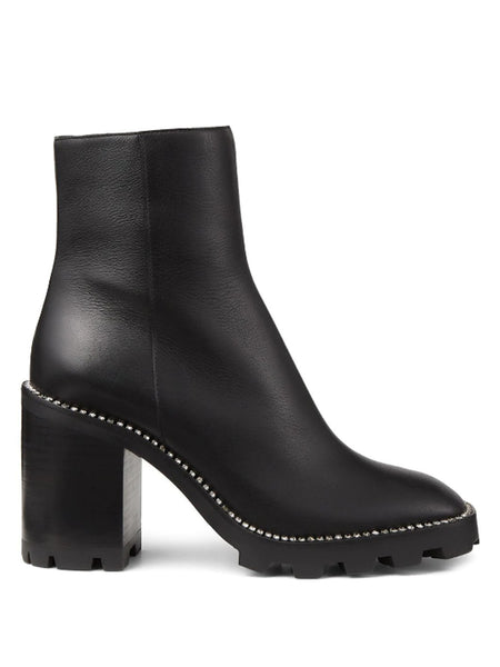 Jimmy Choo Mava Black Ankle Boot