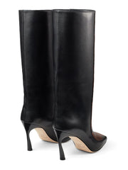 Jimmy Choo Mabyn Two-Tone Boots