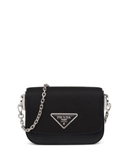 Prada Identity Black Shoulder Bag