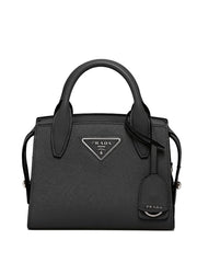 Prada Kristen Black Tote Bag