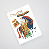 """Annam Soldier"" Perfect Binding Notebook by KAA illustration"