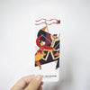 """Annamite"" Bookmarks by KAA illustration"