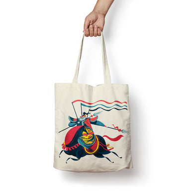 """Annam General"" Tote Bag by KAA illustration"
