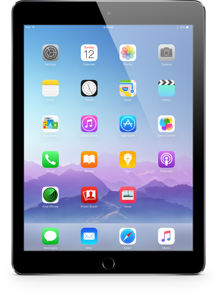 Apple® iPad® Wi-Fi 32 GB