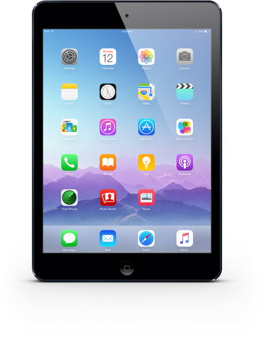 Apple® iPad® Mini 4 Wi-Fi 128 GB