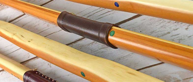 English Longbows from The Longbow Shop