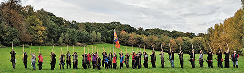 The Longbow Club at Poulton Hall