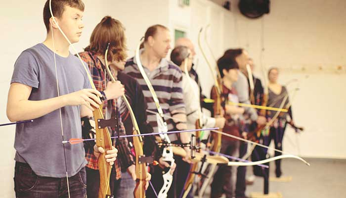 Archery Lessons from The Longbow Shop