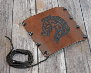 Archers Equipment - Arm Guard Leather Handmade