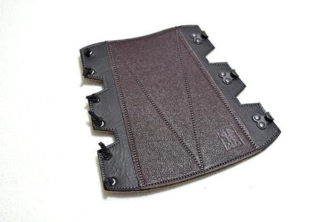 Atilla leather Armguard BAST001
