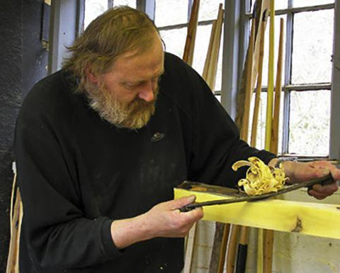 Bickerstaffe Longbow Workshop
