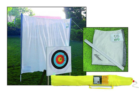 Arrow netting kit for archery at home.