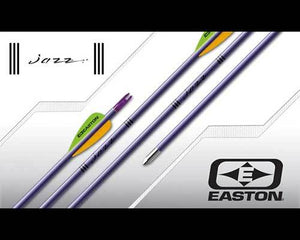 Easton Arrows Jazz aluminium shafts