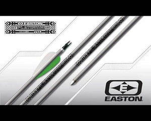Easton Arrows XX75 Platinum aluminium shafts