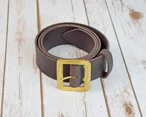 Quiver belt hand made leather