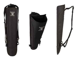 Archers Equipment - Quiver Black Back Quiver Adventure
