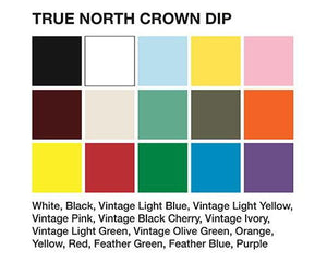 Arrows And Arrow Making - Arrow Crown Dip Paint