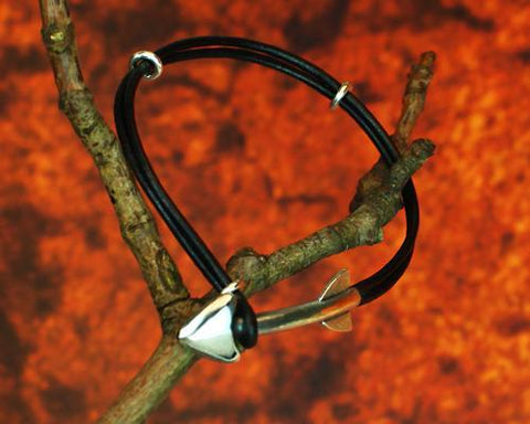 Archers Equipment - Archers Jewellery Silver Arrow Bracelet