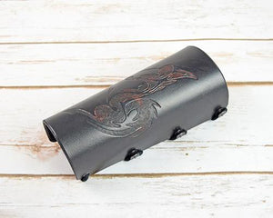 Archers Equipment - Arm Guard Leather Handmade Sagittarius