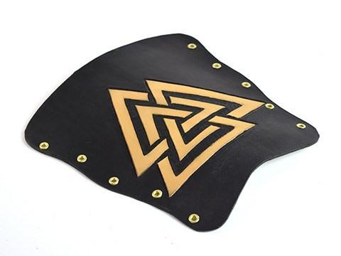 Archers Equipment - Arm Guard Leather Handmade Triangles