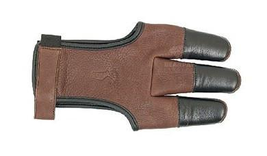Archers Equipment - Deerskin Glove Brown