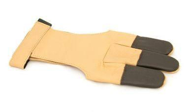 Archers Equipment - Deerskin Glove Tan
