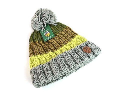 Archers Equipment - Falco Bobble Wool Hat Branded