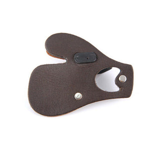 Archers Equipment - Finger Tab Leather With Separator