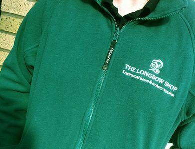 Archers Equipment - Green Regatta Fleece