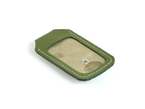 Archers Equipment - Leather Membership Card Holder