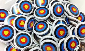 Archers Equipment - Love Archery Badges