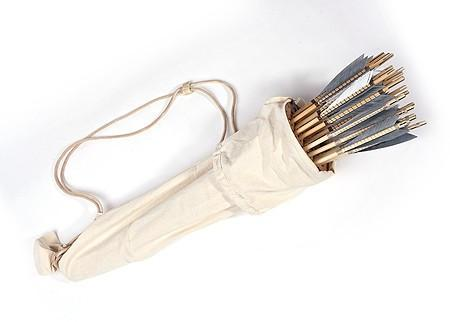 Archers Equipment - Medieval Arrow Quiver Bag