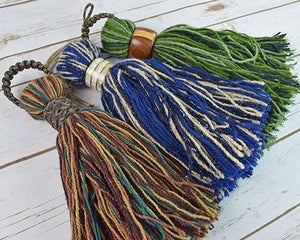 Archers Equipment - Pure Wool Archers Tassel